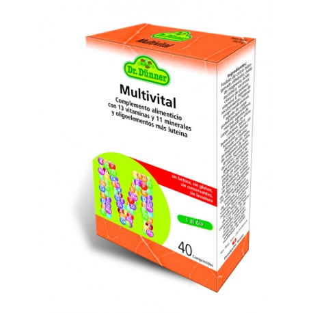 Multivital comprimidos