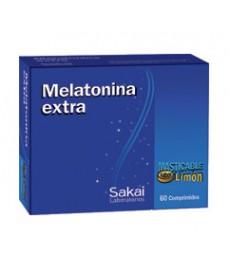 Melatonina Extra comprimidos masticables