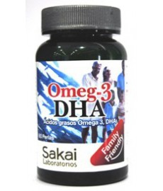 Omega-3 DHA 60
