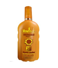 Spray Solar SPF20 fleurymer