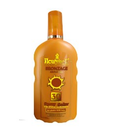 Spray Solar SPF30 con dosificador fleurymer