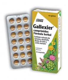 Gallexier comprimidos