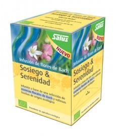 Flores de Bach infusion bio Sosiego & Serenidad