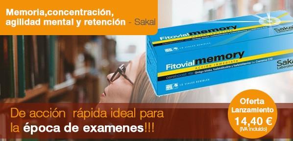 Promo fitovial memory